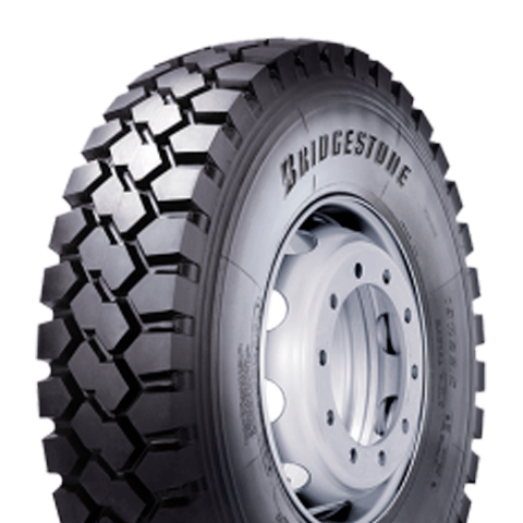 12 R22.5  TRACC (80%OFF - 20%ON)  16L  L317 BRIDGESTONE