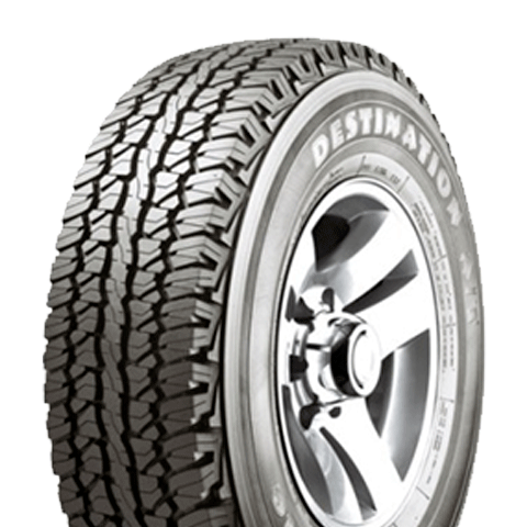 FIRESTONE  245/75 R16  6L  DESTINATION AT