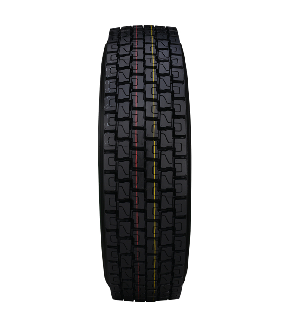 275/70 R22.5   16L    TRACC  (90%ON - 10%OFF). GOLDSHIELD  HD919