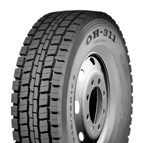 9.5 R17.5  18L  TRACC(90%ON - 10%OFF) OH311. OTANI