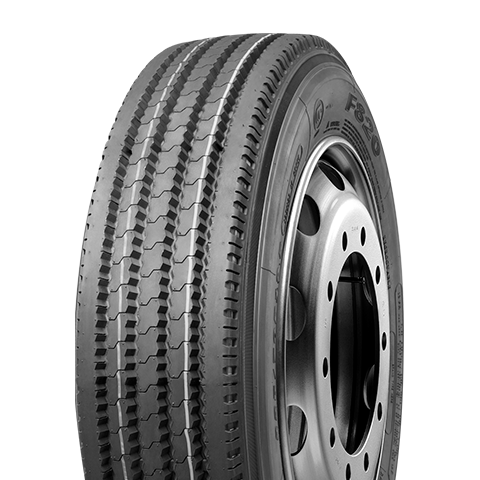 205/75 R17.5   14L   DIR (90%ON - 10%OFF).   LINGLONG F820