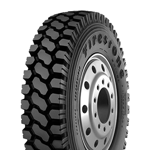 12 R22.5  TRACC (50%OFF - 50%ON)  16L  T831 FIRESTONE