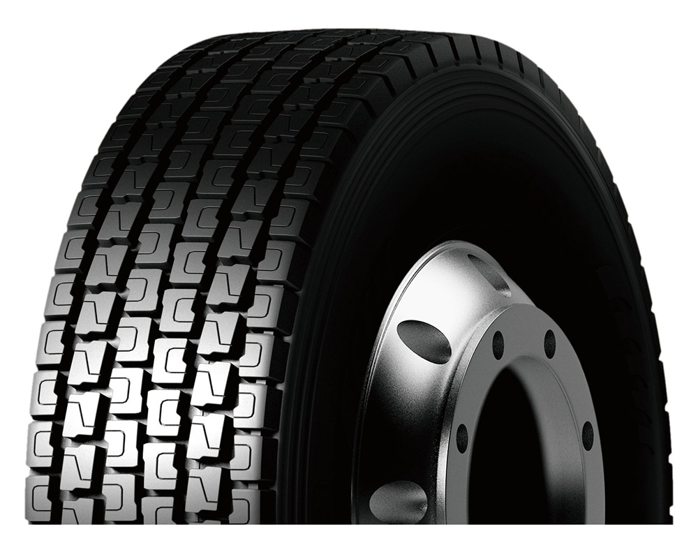 235/75 R17.5   18L   TRACC (90%ON - 10%OFF). GOLDSHIELD  HD919.